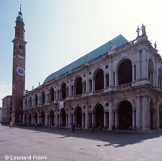 Vicenza, Italy. Hands down the most beautiful place I ever lived. LOVED Italy.