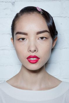 Jason Wu Beauty S/S '13