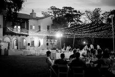 my dream backyard wedding