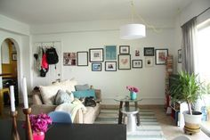 Natalie & Fabrizio's Color Lovers Home