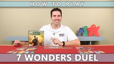 7 Wonders Duel - How To Play - YouTube