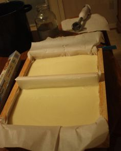 Soap Making 101 � Making Cold Process Soap