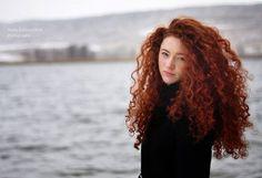 Redhead - Pelirroja