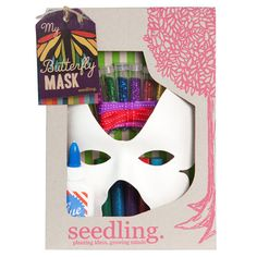 My Butterfly Mask – Seedling