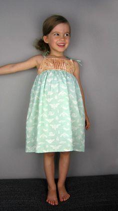 Sew Mama Sew |free dress pattern