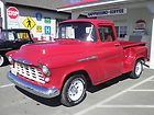 Chevrolet : Other Pickups 1956 Chevy Pickup Truck 3100 half ton red original Runs gre