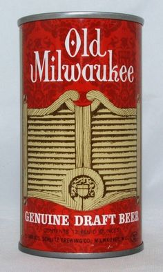 This means you need a souvenir plus your ingesting friend likes home brew?, this is your lucky day with the use of booze couples are pretty quick purchase. Milwaukee Beer, Beer Maid, Beer Can Collection, Old Beer Cans, Fine Wine And Spirits, Schlitz Beer, Beer Company, Beer Brands, Beer Humor