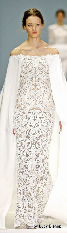 Ralph & Russo Spring Summer 2015 Haute Couture
