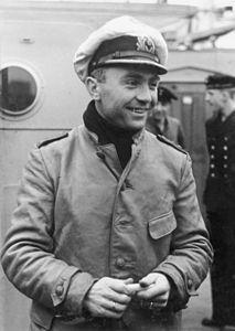 Il Kapitänleutnant Günther Prien