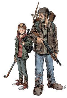 Johann Corgié - last of Us 2 Bioshock, Metroid, Video Game Art, Video Games, Game Character, Character Design, Edge Of The Universe, The Last Of Us2, Fan Art