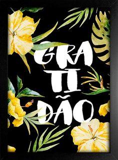 Imagem do Poster Gratidão