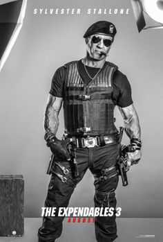 Kick Ass Action News: The Expendables 3 Teaser Trailer #2 and 16 Charact...