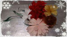 Flores de plumas.... So wonderful