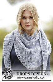 Ravelry: 166-14 Loving Embrace pattern by DROPS design