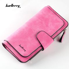 19 best geldb�rsen und halter images on pinterest in 2018  2017 neue mode frauen geldb�rsen kordelzug nubukleder rei�verschluss geldb�rse frauen lange design geldb�rse nubukleder haspe clutch