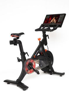 Peloton Cycle ® | The Only Indoor Exercise Bike With Live Streaming Classes.  OH. EM. GEE.  I can't tell you how badly I want this!!!