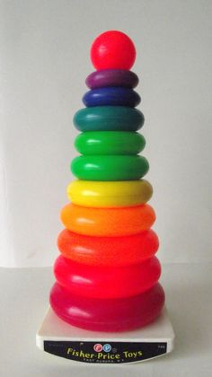 Fisher Price stacking toy