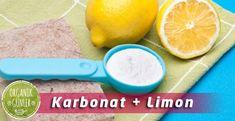 KARBONAT'ın Mucizesine Şahit Olacaksınız! Karbonat Limon ile birleşince tam bir doğal bakım formülü oluyor. Sivilce çıkmasına, siyah noktalara ve diş beyazlatıcı olarak limon ve karbonat karışımı rağbet görüyor... Karbonat limon ile yapılan bu maske sayesinde diş