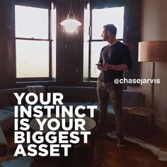 Trust your gut 👊🏼🚀 — #instinct #creator #creativity #intuition #yougotthis
