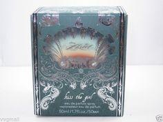 Disney Collection Ariel Kiss the Girl Eau de Parfum EDP 1.7 oz spray RARE SEALED #Disney #Ariel #Perfume #EDP