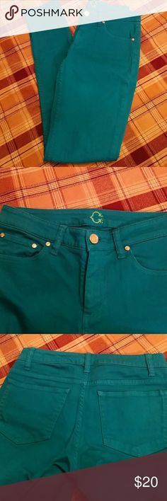 """C.Wonder skinny jeans C.Wonder skinny jeans . Very good condition. approx Inseam 31"""", outseam 39"""", rise 8"""" c. wonder Jeans Skinny"""
