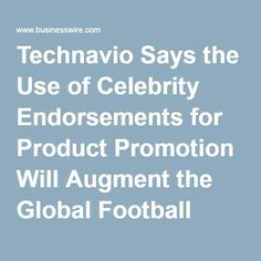 http://heysport.biz/index.html Technavio Says the Use of Celebrity Endorsements for Product Promotion Will Augment the Global Football Equipment Market Through 2020 | Business Wire