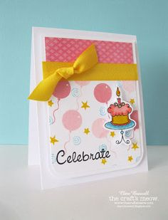 Clare's creations: The Craft's Meow July Blog Hop