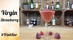 Virgin Strawberry - alkoholfreier Cocktail - Rezept - Trinkbar