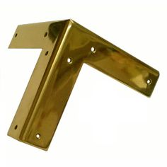 Campaign Chest Corners - Brass Box Corners - Paxton Hardware