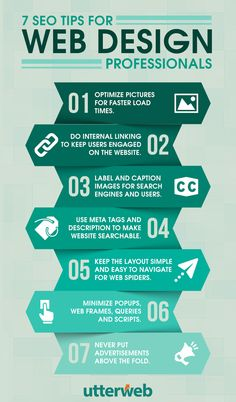 7 SEO Tips for Web Design