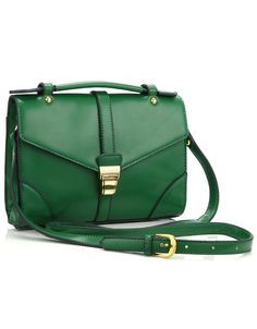 Emerald crossbody bag -  16.99     this site has cute cheap stuff! Verde 62c4b761e3