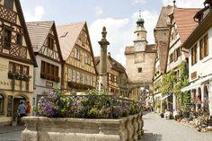 Rothenburg, Alemania