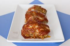 Mini Cheese Meatloaves - Taste and Tell