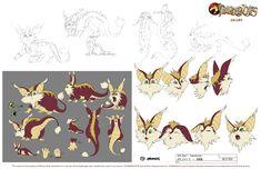 Amazing Model Sheets from Cartoon Network's 2011 relaunch of Thundercats. Snarf Thundercats, Thundercats Costume, Thundercats 2011, Cowboy Bebop, Character Sheet, Character Design, Cartoon Network, Group Of Cats, Lion