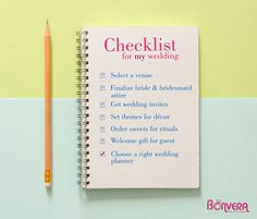 Leave your wedding worries to us as we really want you to enjoy the celebrations with friends and family.  #HireaWeddingPlanner #GiveUsaShout #weddingplanner #bride #groom #celebrations #weddingday #WeddingChecklist #Dreamwedding  www.bonvera.in