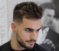 men hairstyles fade