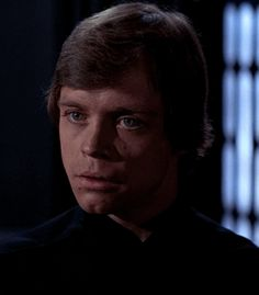 Luke's so nervous.