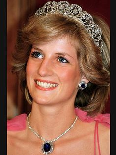 THE SPENCER  Kate won't get the Spencer family headpiece that Diana wore on her wedding day. But she might land the sapphire necklace William's late mum got as a wedding gift from the Saudi Crown Prince, which she wore along with her tiara during an official tour of Australia in 1983.
