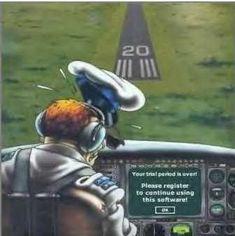 #flying #pilothumor #aviation #funny #cartoon