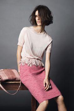 Nina Ricci Pre-Fall 2013 Collection Photos - Vogue