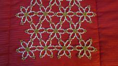 carpeta con perlas