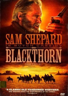 Blackthorn [DVD R0] (2011) Sam Shepard, Butch Cassidy Cowboy Western