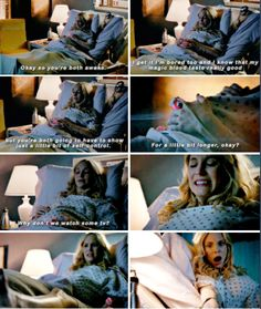 "#TVD 7x12 ""Postcards from the Edge"" - Caroline"