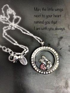 Origami Owl - Living Lockets are a great way to remember those we've lost. Create one for a special loved one in your life or for someone else who has recently lost. www.michellebrundage.origamiowl.com