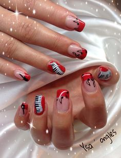 decoration ongles airbrush