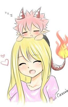 Nalu by cocassion kawaii fairy tail, fairy tail nalu и fairy Fairy Tail Lucy, Fairy Tail Nalu, Arte Fairy Tail, Fairy Tale Anime, Fairy Tail Guild, Fairy Tail Ships, Fairy Tales, Fairy Tail Couples, Fairy Tail Family