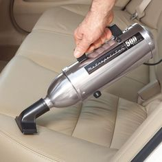 The most powerful hand vac on the planet! (this might be a great present for the hubs)