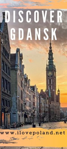 Gdansk is Poland's best kept secret. Everyone goes to Krakow but Gdansk is not usually on people's bucket list. Think again. This is a magnificent city. Malbork Castle, Gdansk Poland, Tri Cities, Baltic Sea, Train Rides, Krakow, Cool Places To Visit, Old Town, Travel Guide