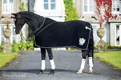 Horseware Collection S/S16: Rambo Diamante Show Rug. Visit www.horseware.com to find your nearest stockist.