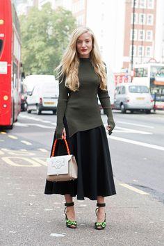 Best of London Fashion Week Street Style 37